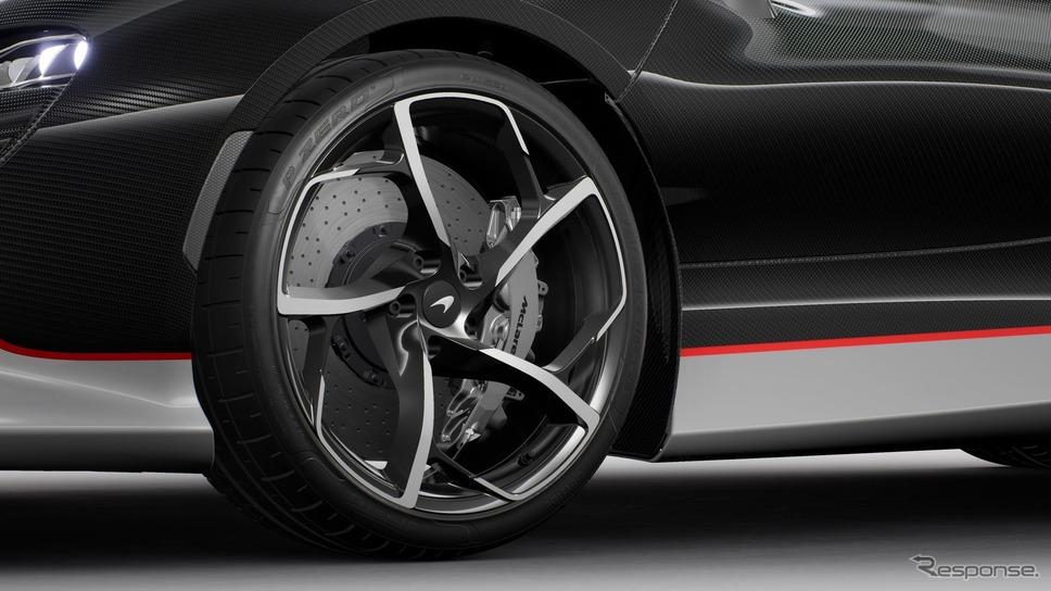 マクラーレン・エルバ「M1A テーマ by MSO」《photo by McLaren Automotive》