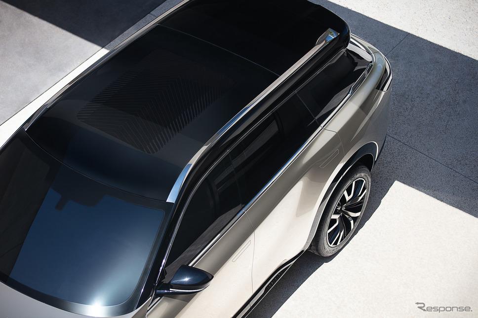 インフィニティ QX60 モノグラフ《写真提供 日産自動車》
