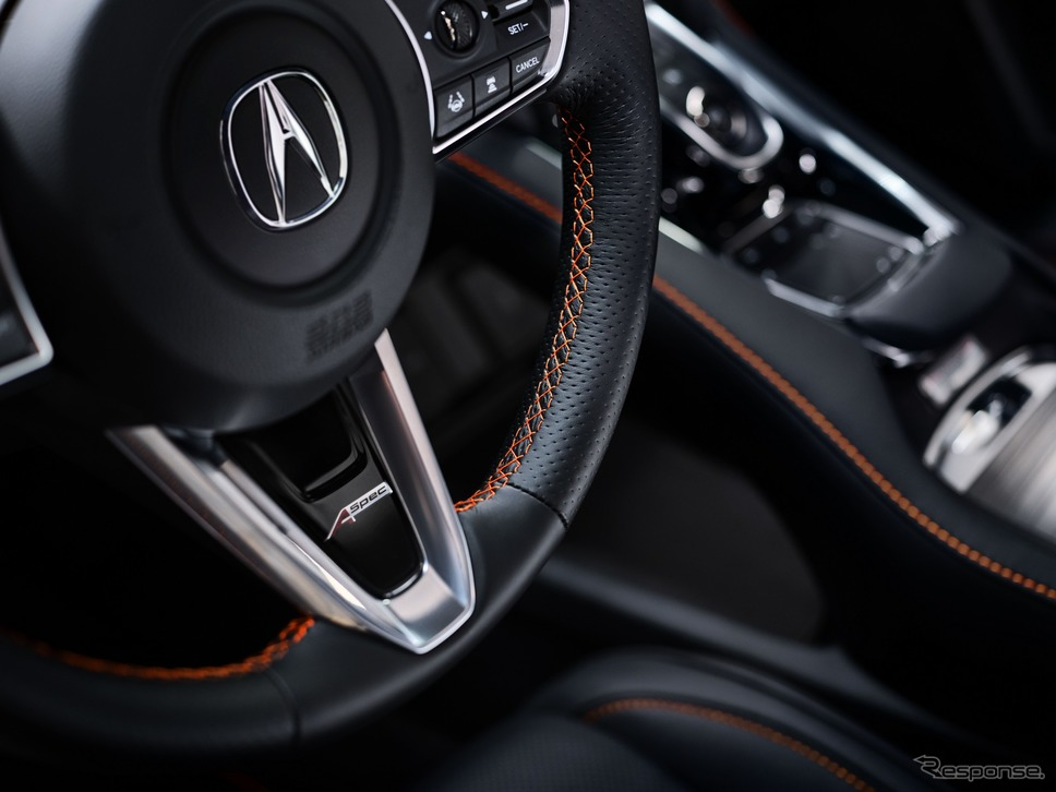 アキュラ RDX の「PMCエディション」《photo by Acura》