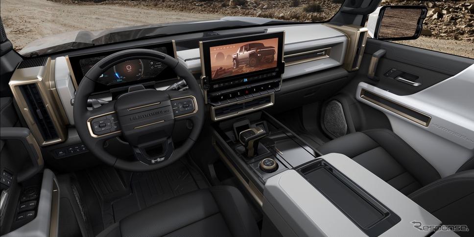 GMC ハマー EV のエディション1《photo by GMC》