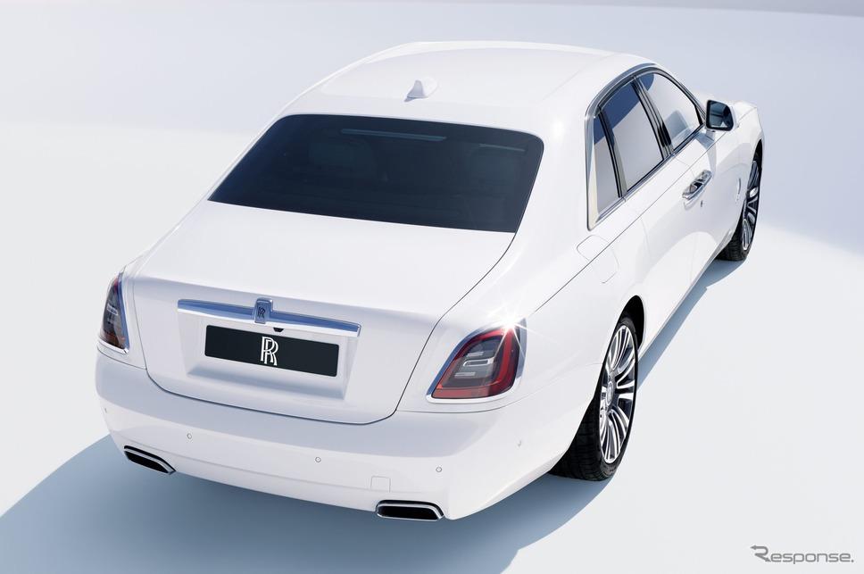 ロールスロイス・ゴースト 新型《photo by Rolls-Royce》