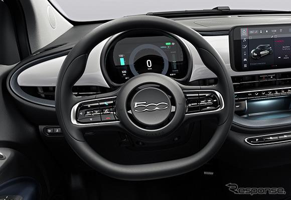 フィアット 500 新型の「パッション」《photo by Fiat》