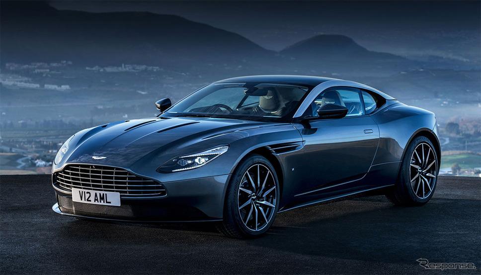 アストンマーティンDB11《photo by Aston Martin》