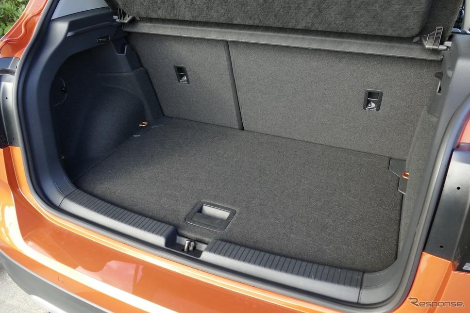 VW Tクロス TSI 1st《写真撮影 島崎七生人》