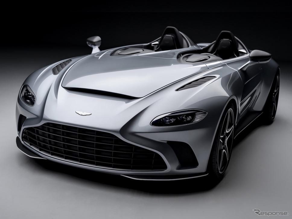アストンマーティンV12スピードスター《photo by Aston Martin》
