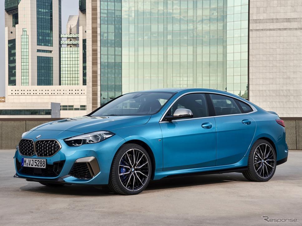 選考対象:BMW 2シリーズ・グランクーペ《写真提供 BMWジャパン》