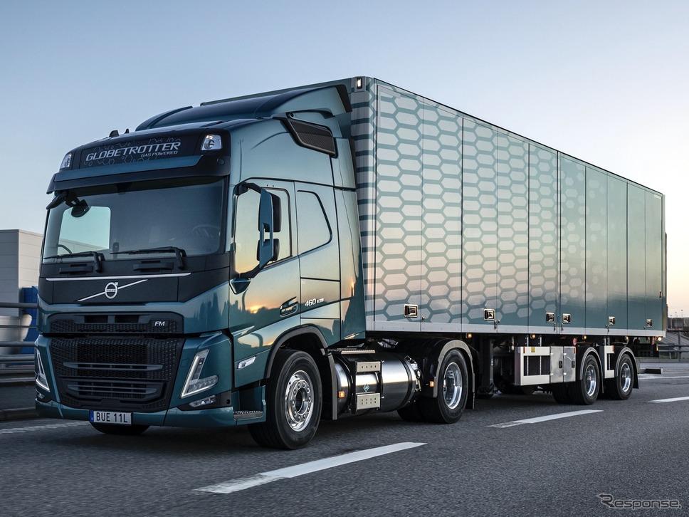 ボルボ・トラック《photo by Volvo Trucks》