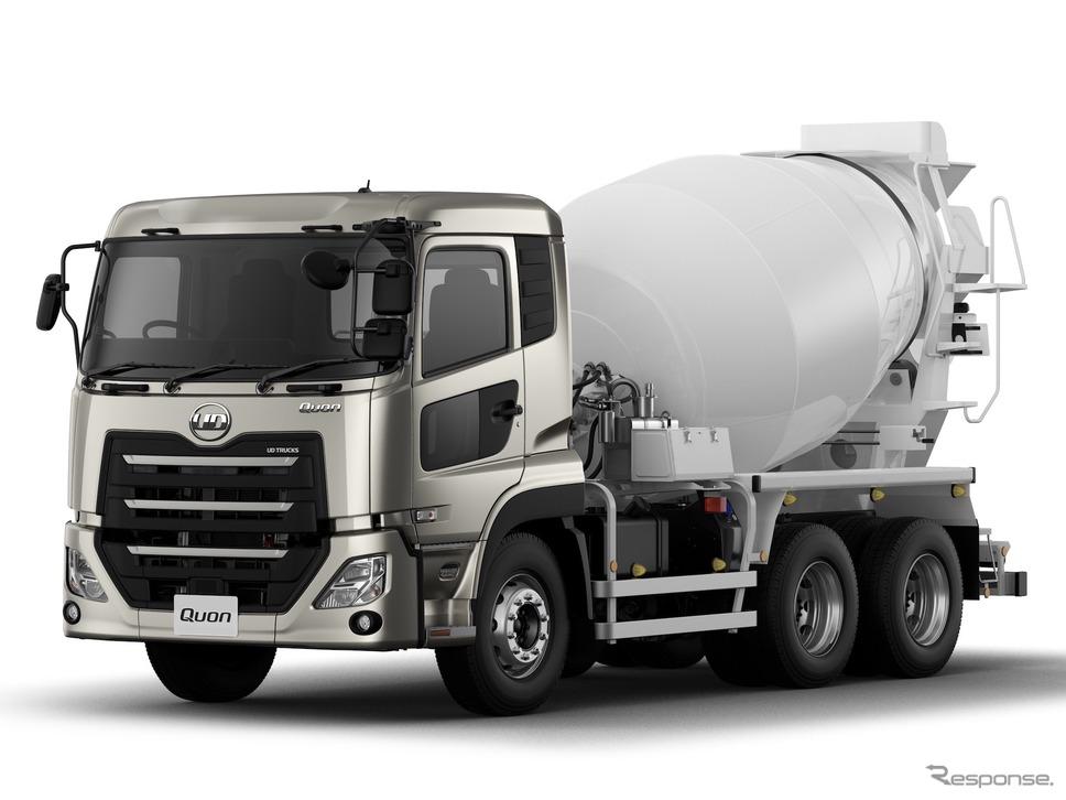 UDトラック《photo by UD Trucks》