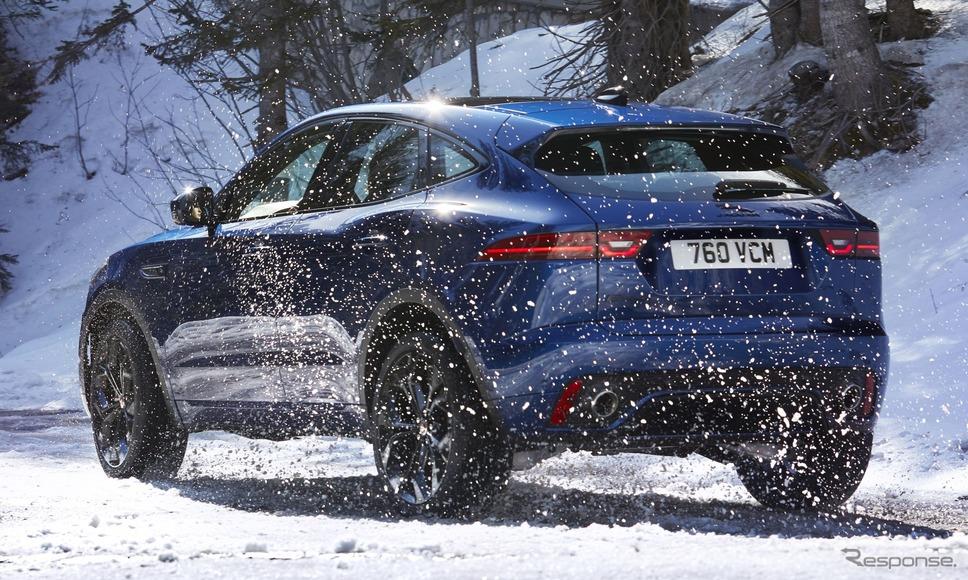 ジャガー E-PACE 改良新型《photo by Jaguar》