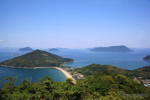 粟島(参考画像)《写真提供 メロディ・インターナショナル》