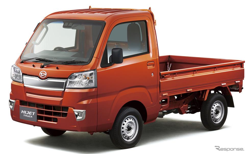 10代目(現行):ハイゼットトラック・エクストラSAIIIt《写真提供 ダイハツ工業》