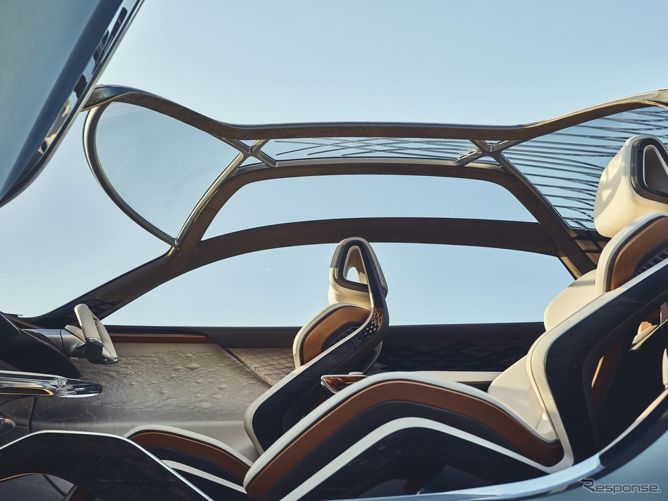 ベントレーEXP100GT《photo by Bentley》