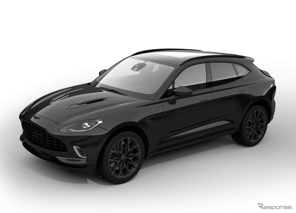 アストンマーティン DBX の「130ウィリアム・アジャイ・スペシャルエディション」《photo by Aston Martin》