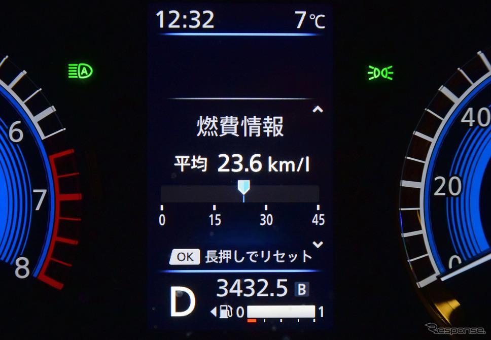 総走行距離3432.5km。軽自動車での長旅、なかなかオツなものである。《写真撮影  井元康一郎》