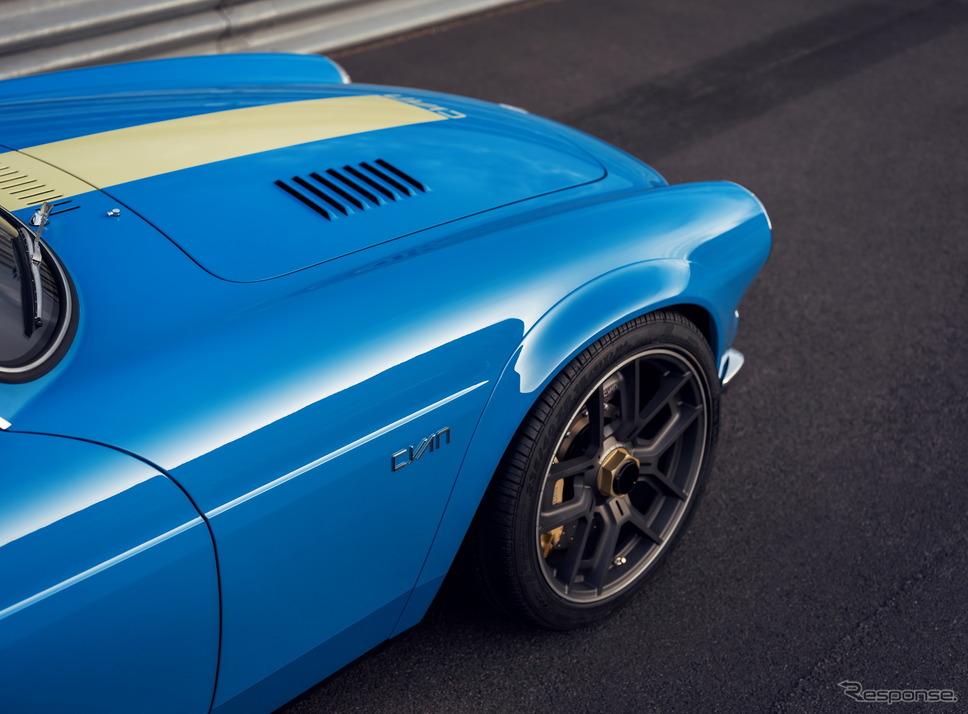 ボルボ P1800 シアン《photo by Cyan Racing》