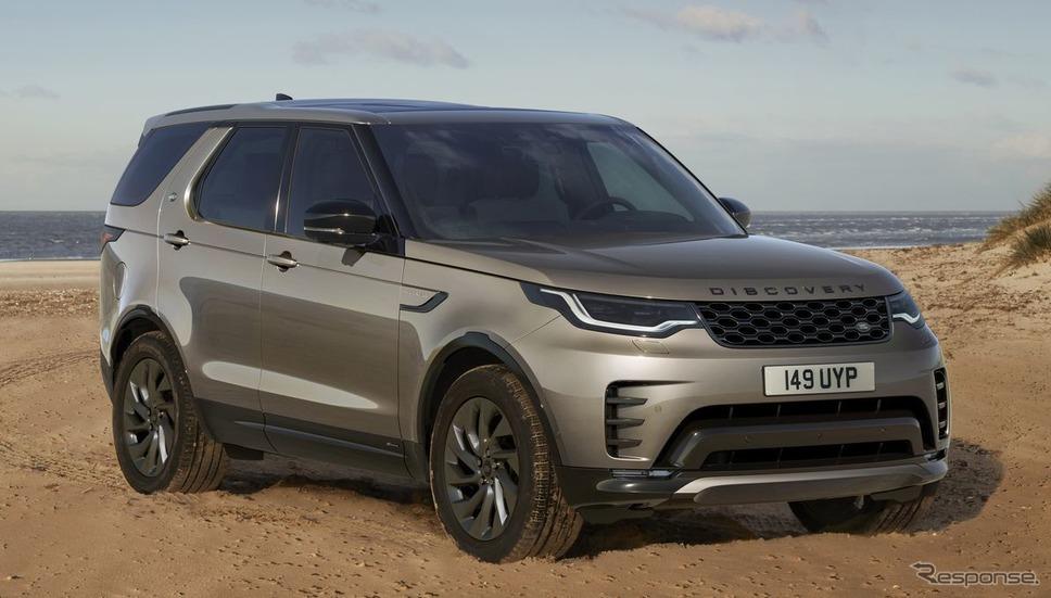 ランドローバー・ディスカバリー 改良新型《photo by Land Rover》