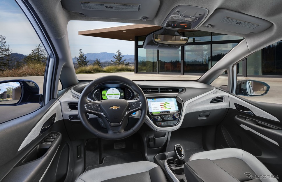 シボレー・ボルト EV 現行型(参考)《photo by Chevrolet》