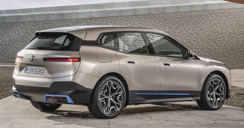 BMW iX《photo by BMW》