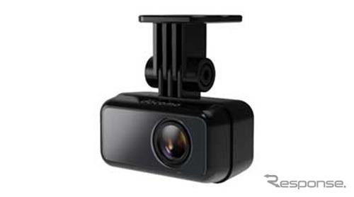 ドコモドライブレコーダーDDR01セカンドカメラ《写真提供 NTTドコモ》