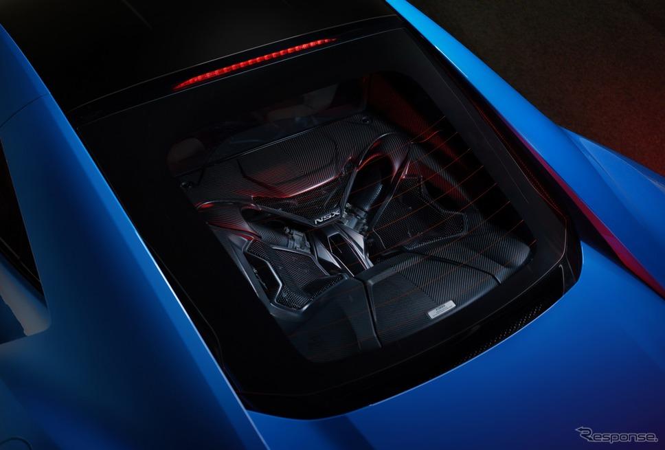 アキュラ(ホンダ)NSX の2021年モデル《photo by Acura》