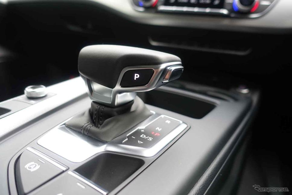 アウディ A4アバント 改良新型(35 TFSI Advanced)《写真撮影 中村孝仁》