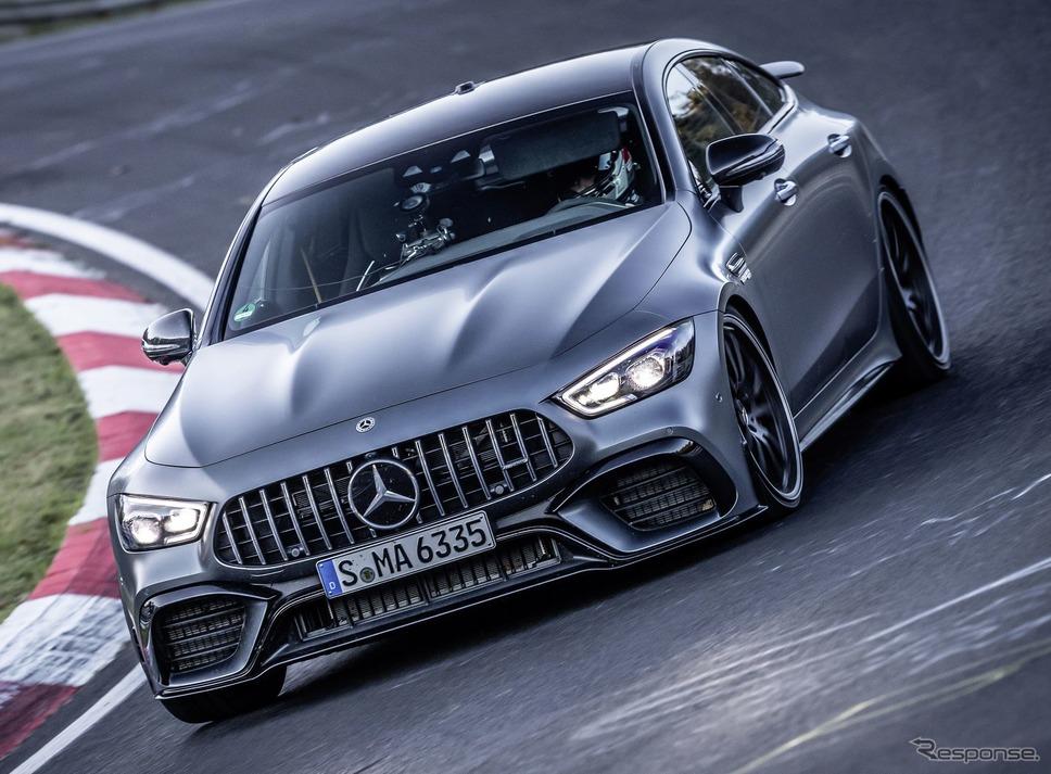 メルセデスAMGGT 63 S 4MATIC+ 4ドアクーペ《photo by Mercedes-Benz》