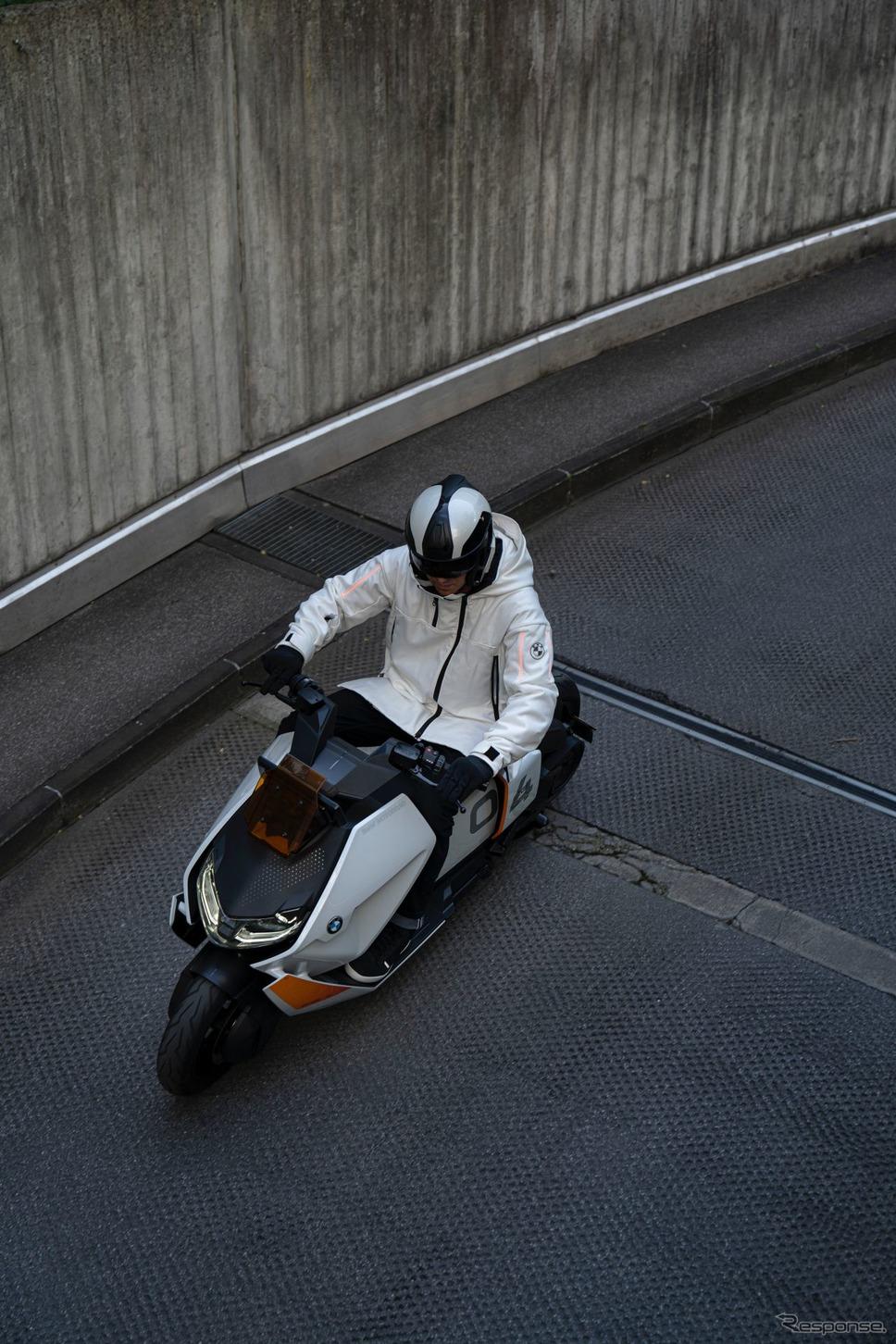 BMWモトラッド・デフィニション CE 04《photo by BMW》