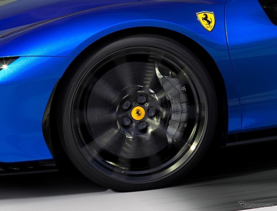 フェラーリ SF90 スパイダー 「アセット・フィオラノ」《photo by Ferrari》