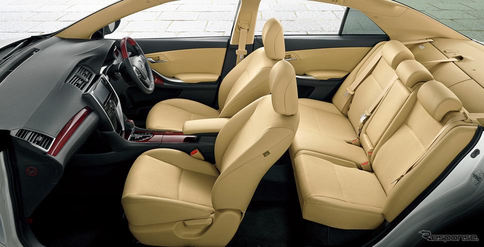 トヨタ プレミオ 現行モデル《写真提供 トヨタ自動車》