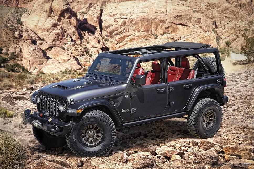 ジープ・ラングラー・ルビコン 392 コンセプト(参考)《photo by Jeep》