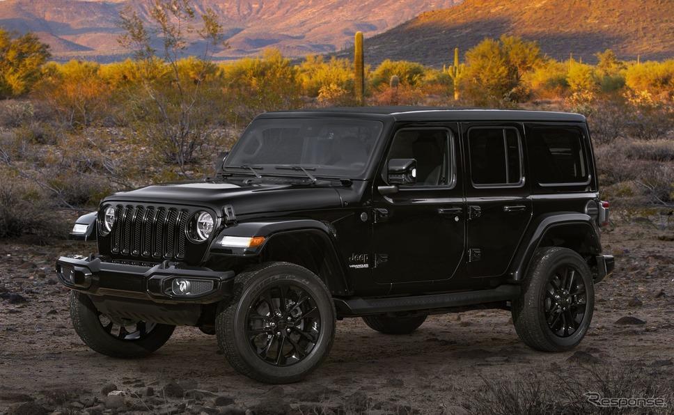 ジープ・ラングラー(参考)《photo by Jeep》