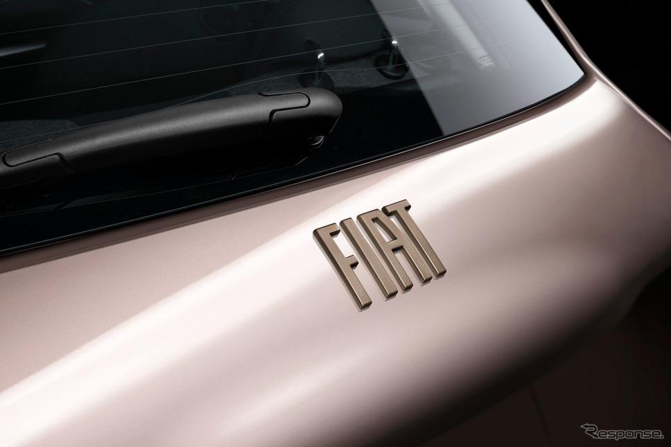 フィアット 500 新型の純正カスタマイズパーツ「MOPAR」装着車《photo by Fiat》