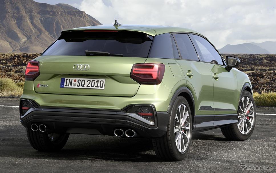 アウディ SQ2 改良新型《photo by Audi》