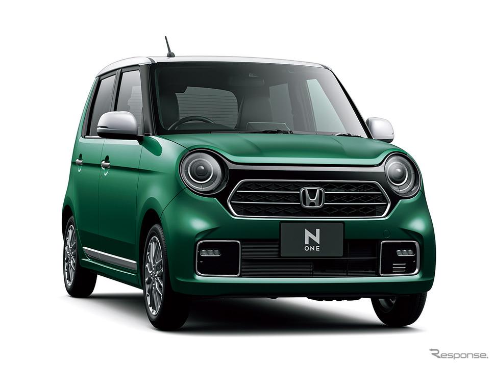 ホンダ N-ONE 新型(Premium Tourer)《写真提供 ホンダ》