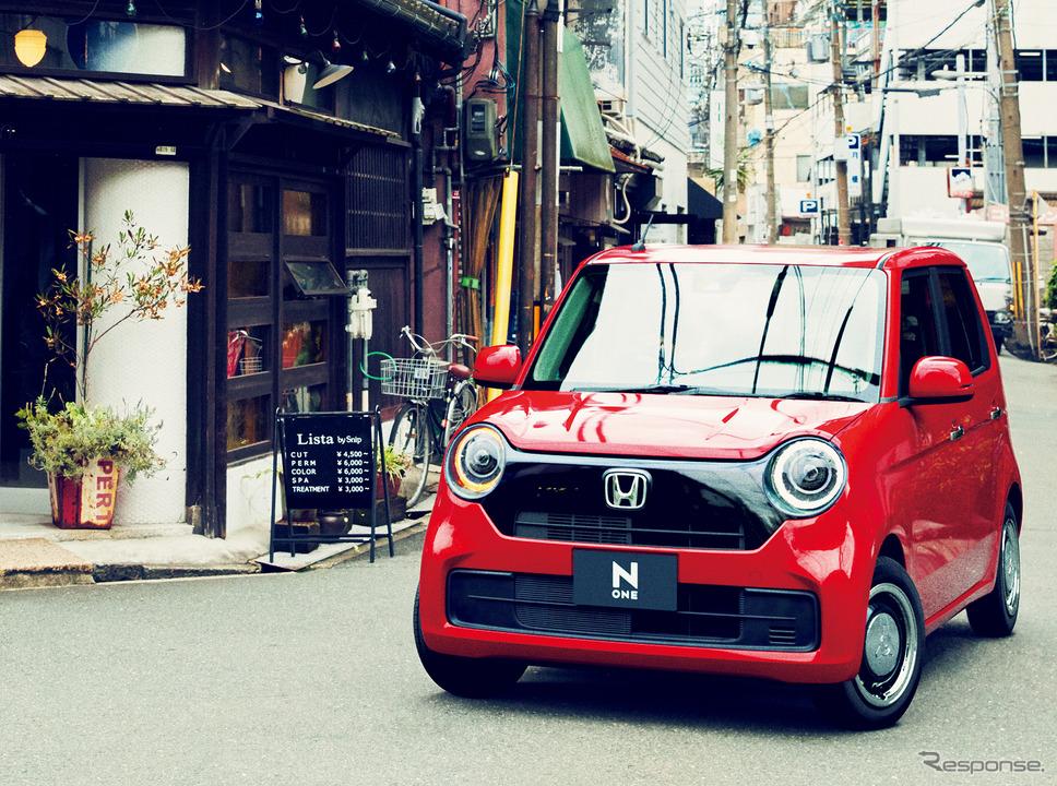 ホンダ N-ONE 新型(Original)《写真提供 ホンダ》