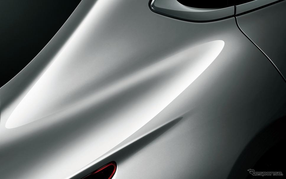 レクサス LS500h バージョンL(銀影ラスター)《写真提供 トヨタ自動車》