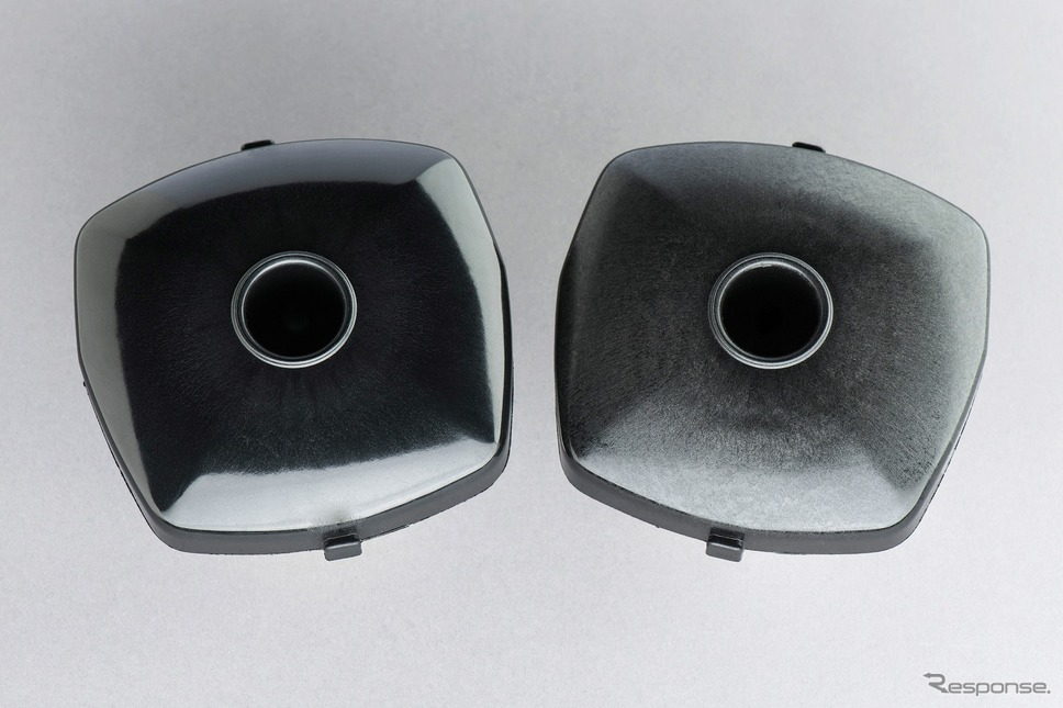 自動車内装の質の高い表面を可能にするウルトラミッド《写真提供 BASF》