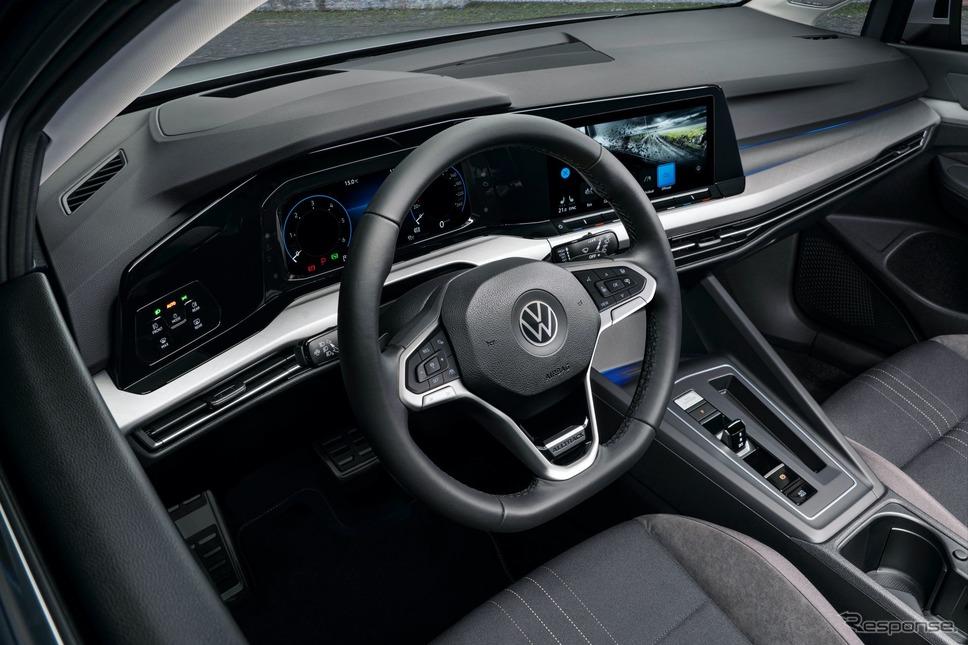 フォルクスワーゲン・ゴルフ・オールトラック 新型《photo by VW》