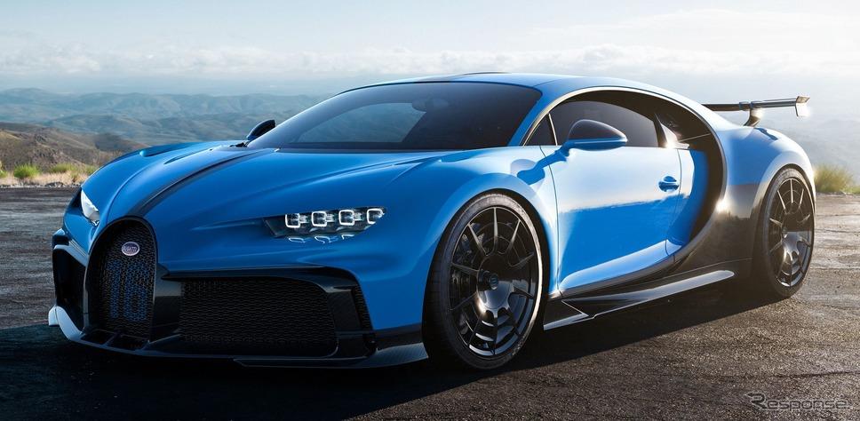 ブガッティ・シロン ・ピュルスポール《photo by Bugatti》
