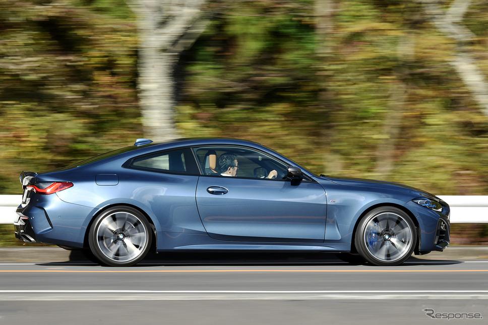 BMW 4シリーズ 新型(M440i xDrive)《写真撮影 中野英幸》