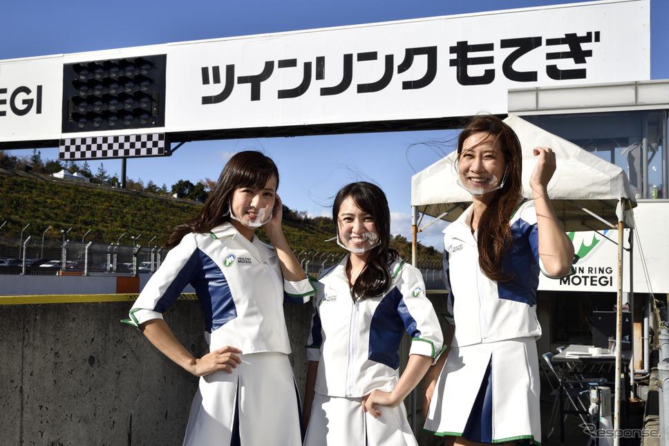 スーパー耐久もてぎ コースパレード《撮影 雪岡直樹》
