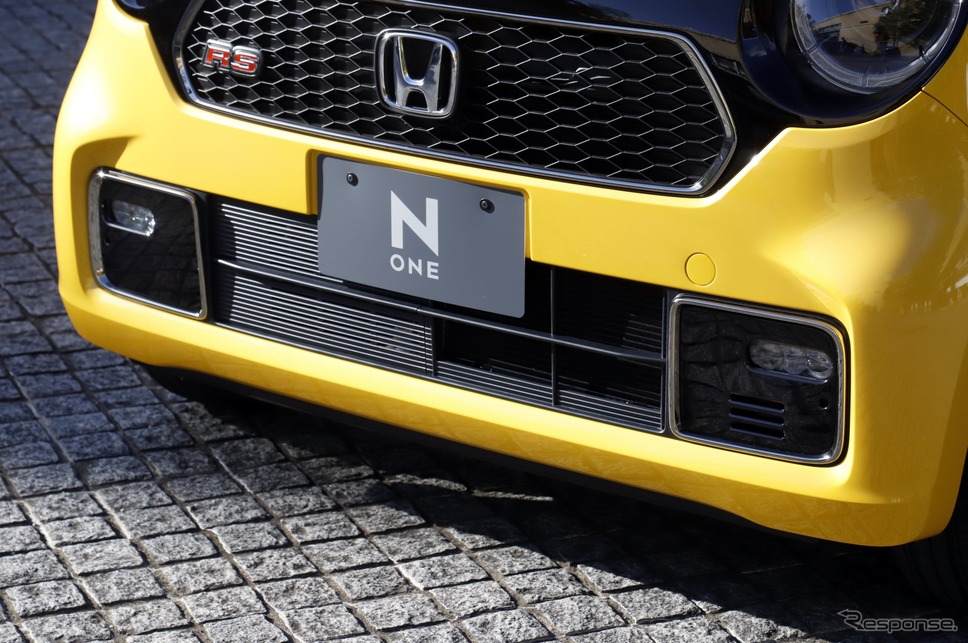 ホンダ N-ONE RS《写真撮影 小林岳夫》
