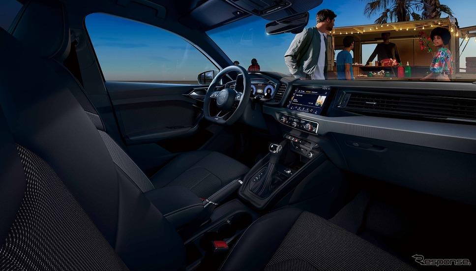アウディ A1シティカーバー リミテッドエディション《写真提供 アウディジャパン》