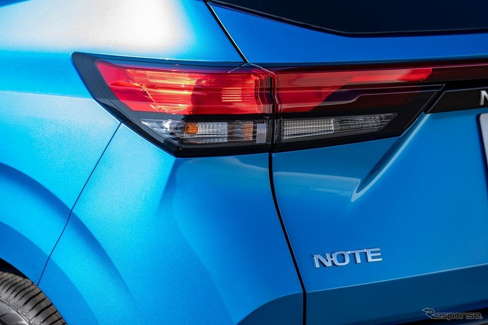 日産 ノート 新型《写真提供 日産自動車》