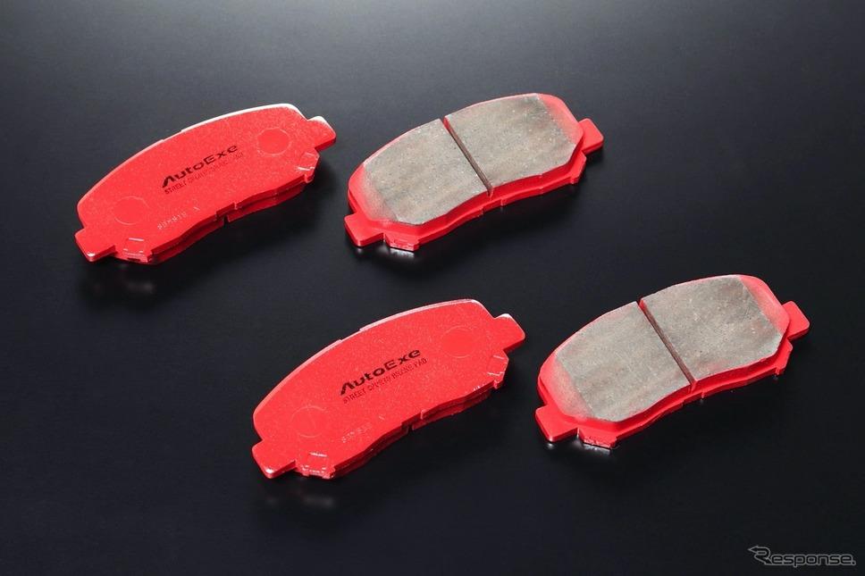 オートエクゼ CX-30用ストリートスポーツブレーキパッド《写真提供 オートエクゼ》
