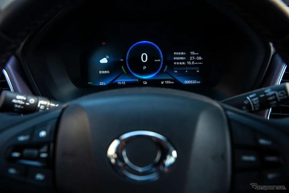 ホンダの新型EV「M-NV」《photo by Honda》