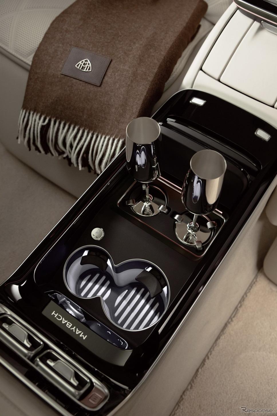 メルセデス マイバッハ Sクラス 新型《photo by Mercedes-Benz》