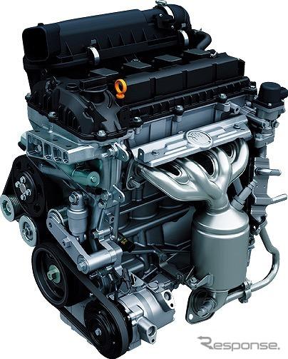 スズキ・ソリオ、K12C型デュアルジェット エンジン《写真提供 スズキ》