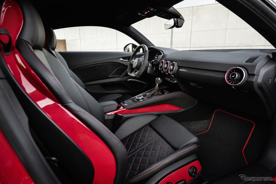 アウディ TT S コンペティションプラス《photo by Audi》