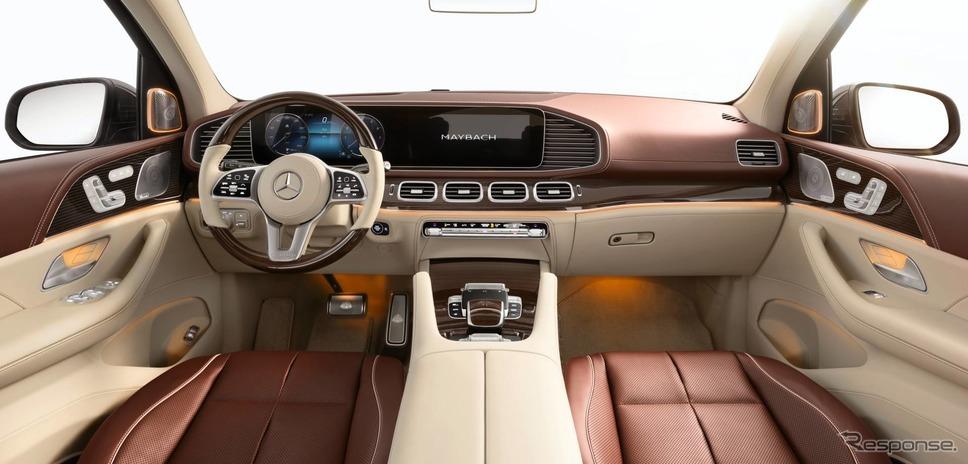 メルセデスマイバッハ GLS 600 4MATIC《photo by Mercedes-Benz》
